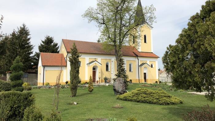 Get to know the sacral monuments of five villages in the Trnava region-12