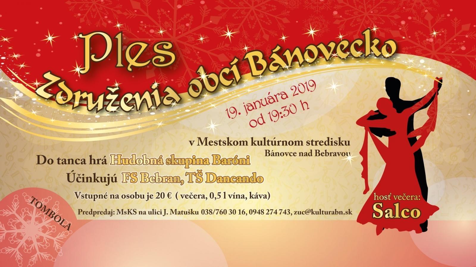 4d44422578 Ples združenia obcí Bánovecko - Bánovce nad Bebravou