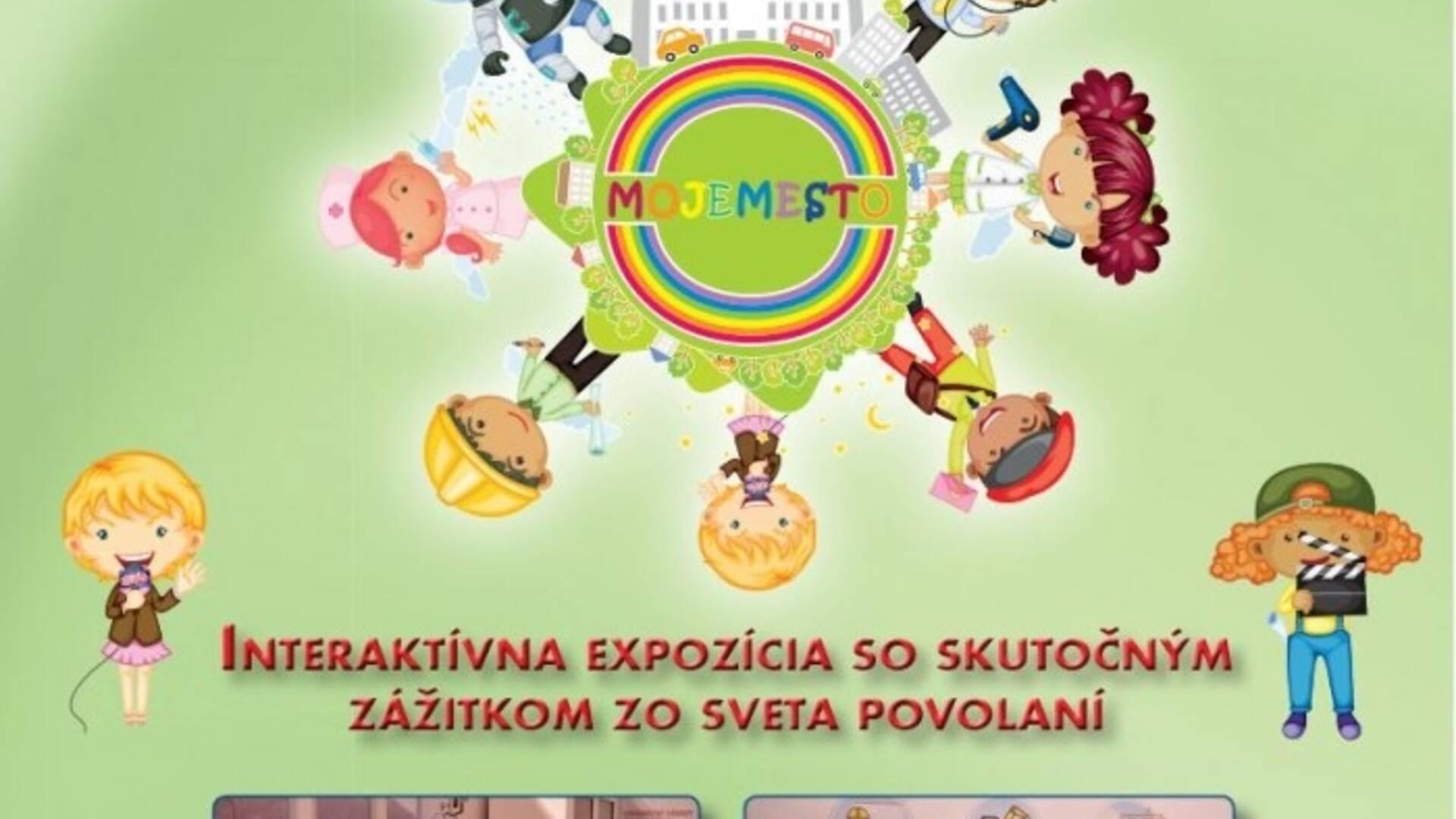 7ea46a796 Prvé detské mesto povolaní v Košiciach   Podujatia   GoSlovakia